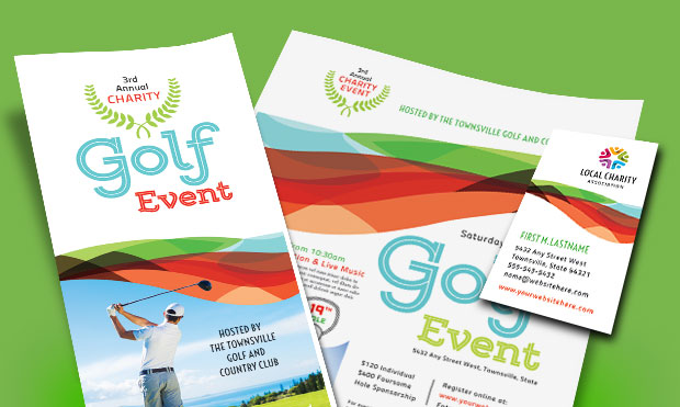 Using Flyers to Advertise your Event