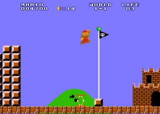 Play the Classic Super Mario