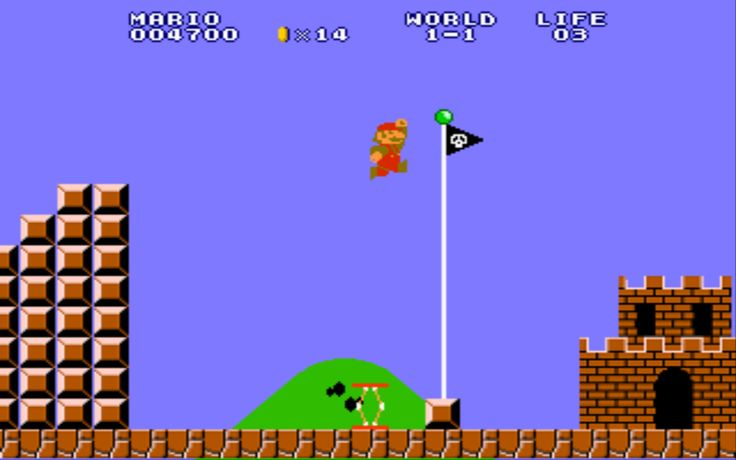 Play the Classic Super Mario