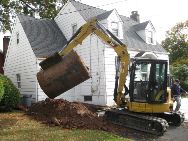 Oil Tank Removal Contractor